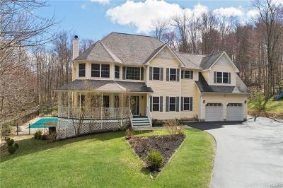 Mahopac Single Family Home For Sale: 30 Hillside Trail