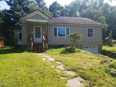 Monticello Single Family Home For Sale: 7 Foster Avenue