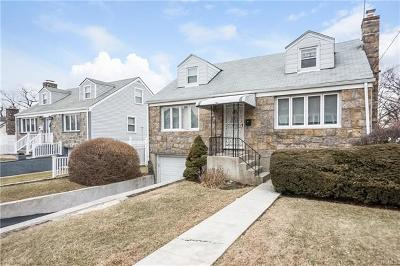 Yonkers Single Family Home For Sale: 75 Cypress Street