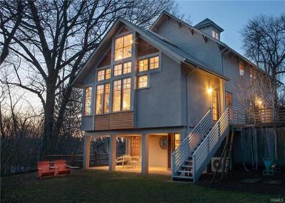 Irvington Single Family Home For Sale: 57 Jaffray Park