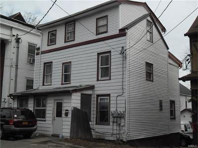 Multi Family 2-4 Sold: 37 Piermont Avenue