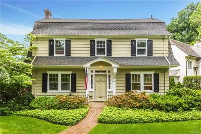 Bronxville Single Family Home For Sale: 40 Cedar Lane