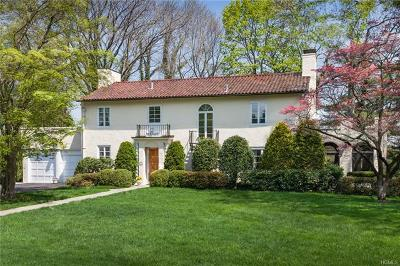 Bronxville Single Family Home For Sale: 16 Courseview Road