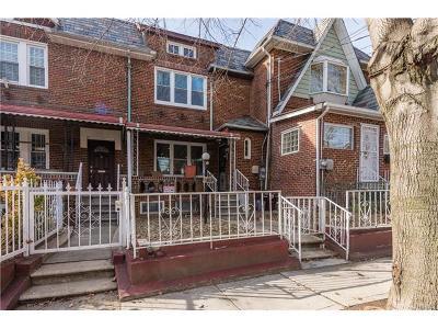 Single Family Home For Sale: 3317 Fenton Avenue