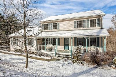 Cornwall Single Family Home For Sale: 3 Tundra Terrace