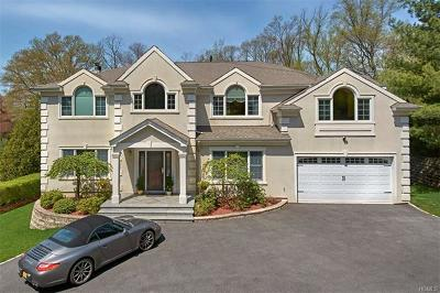 Scarsdale NY Single Family Home For Sale: $1,595,000
