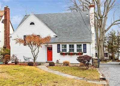 White Plains Single Family Home For Sale: 22 Midchester Avenue