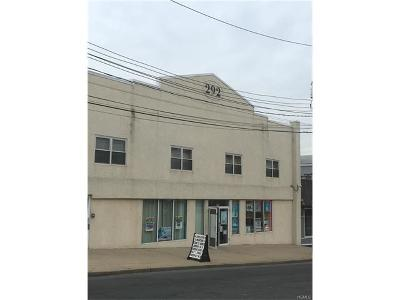 Nyack Commercial For Sale: 292 Main Street #Suite 4