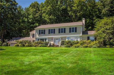 Chappaqua Single Family Home For Sale: 24 Deerfield Road