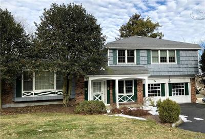 Tarrytown Single Family Home For Sale: 5 Old Forge Lane