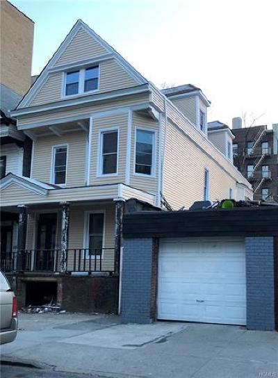 Bronx County Multi Family 2-4 For Sale: 310 East 197th Street