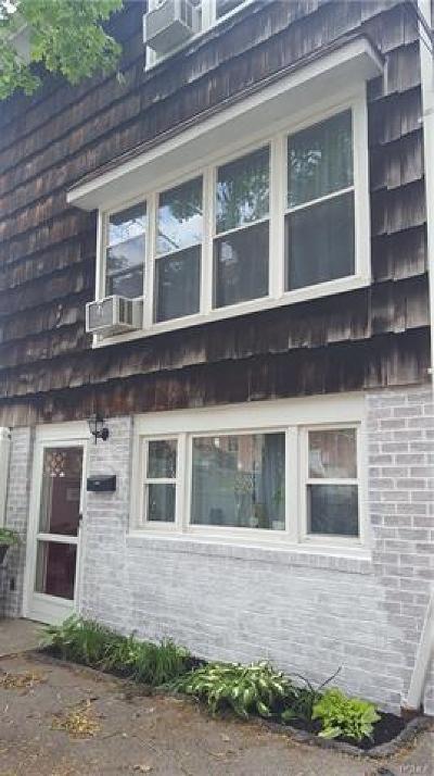 Yonkers Rental For Rent: 655 Warburton Avenue #1