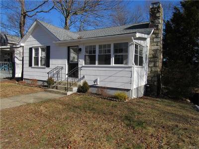 Lake Peekskill Single Family Home For Sale: 26 Argyle Street