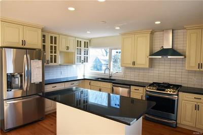Dobbs Ferry Single Family Home For Sale: 7 Woodbine Terrace
