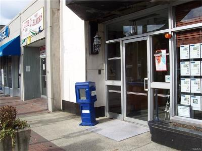 Pearl River Commercial For Sale: 19 East Central Avenue