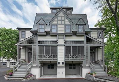Dobbs Ferry Condo/Townhouse For Sale: 2 Clinton Avenue