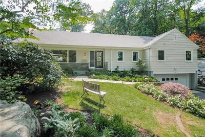 Larchmont Single Family Home For Sale: 6 South Ridge Road