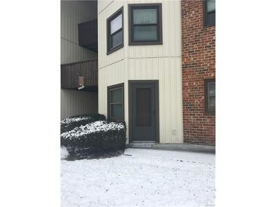 Yorktown Heights Condo/Townhouse For Sale: 13 Essex Place #D