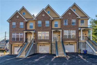 New Rochelle Condo/Townhouse For Sale: 114 Franklin Avenue #4