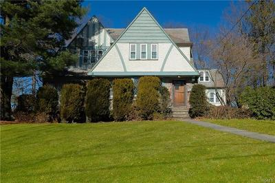 New Rochelle Single Family Home For Sale: 85 Rose Hill Avenue