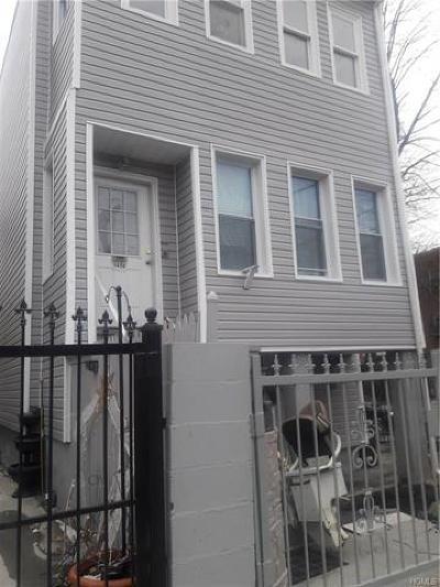 Bronx Multi Family 2-4 For Sale: 1450 Oakley Street