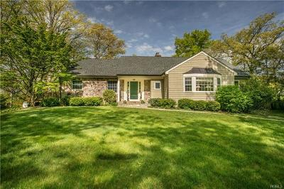 Chappaqua Single Family Home For Sale: 41 Joan Drive