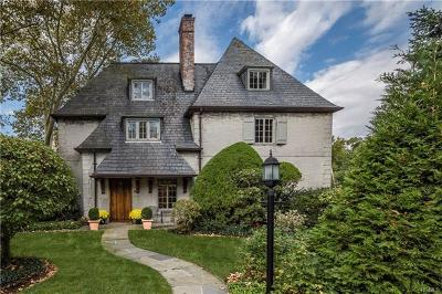 Bronxville Single Family Home For Sale: 3 Normandy Road