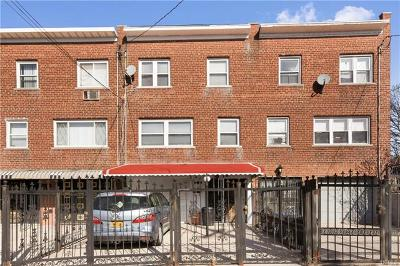 Bronx Single Family Home For Sale: 837 East 220 Street