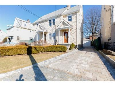 Harrison Multi Family 2-4 For Sale: 75-77 Batavia Place
