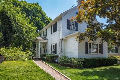Tuckahoe Single Family Home For Sale: 56 Sylvan Avenue