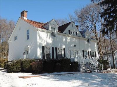 Single Family Home For Sale: 45 Hillside Terrace