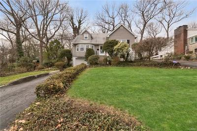 Bronxville Single Family Home For Sale: 79 Eton Road