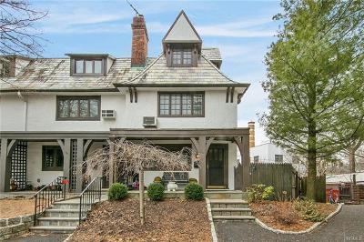 Bronxville Single Family Home For Sale: 15 Bolton Gardens