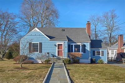 Westchester County Single Family Home For Sale: 16 West Glen Avenue