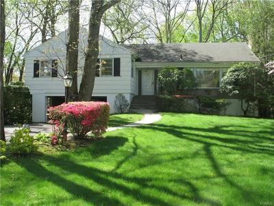Scarsdale Rental For Rent: 24 Benedict Road