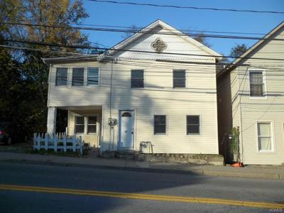 Highland Falls Single Family Home For Sale: 16 Mountain Avenue