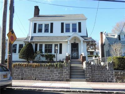 Yonkers Single Family Home For Sale: 135 Catskill Avenue