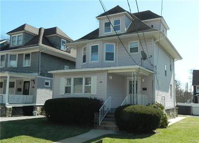 New Rochelle Multi Family 2-4 For Sale: 63 Howard Parkway