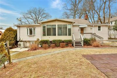 Hawthorne Single Family Home For Sale: 376 Manhattan Avenue