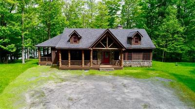 White Lake Single Family Home For Sale: 26 Cove Lane