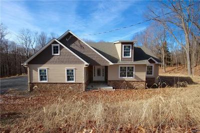 Monroe Single Family Home For Sale: 17 Sleepy Hollow Road