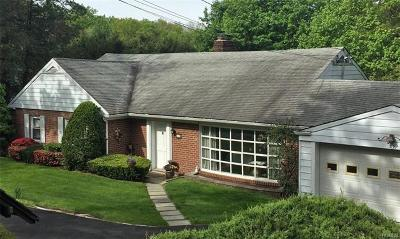 Scarsdale Single Family Home For Sale: 39 Sprain Valley Road