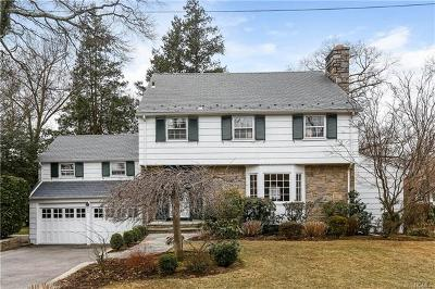Westchester County Single Family Home For Sale: 605 Claflin Avenue
