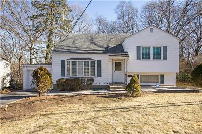 Yonkers Single Family Home For Sale: 88 Alpine Road