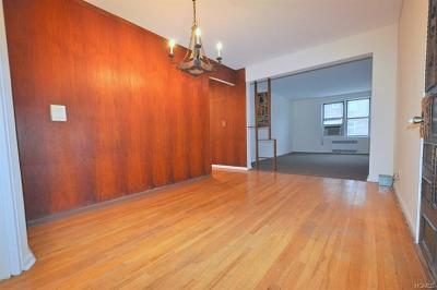 Yonkers Co-Operative For Sale: 491 Riverdale Avenue #5C