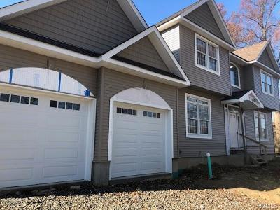 Nanuet Single Family Home For Sale: 26 Merritt Lot #3b Road