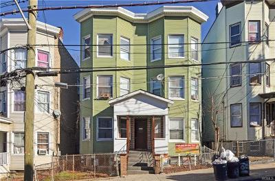 Yonkers Multi Family 5+ For Sale: 101 Maple Street