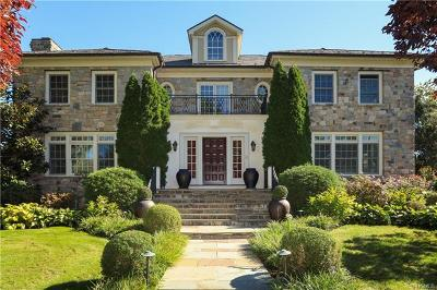 Scarsdale NY Single Family Home For Sale: $3,999,999