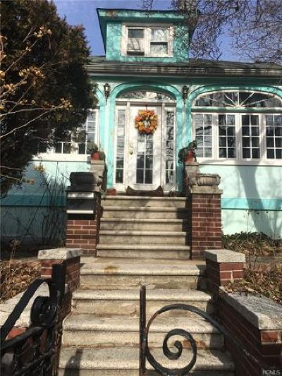 Bronx NY Multi Family 2-4 For Sale: $2,000,000