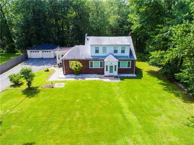 Rockland County Single Family Home For Sale: 63 Camp Hill Road